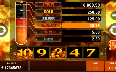 Red Hot Firepot in OnlineCasino Deutschland