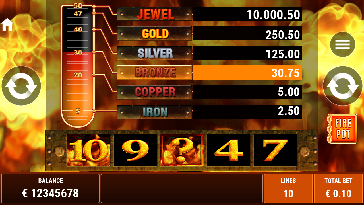 Sticky Diamonds Red Hot Firepot- Free Fruit Slots - Online Casino! OnlineCasino Deutschland