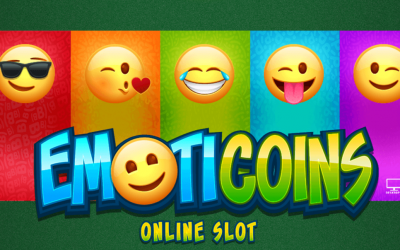 Microgaming's 10 000€ Emoticoins slot promotion!